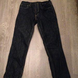 Levi 511 Skinny Jeans 34x32